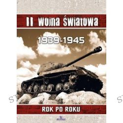 II wojna światowa 1939-1945. Rok po roku - Krzysztof Cholderski