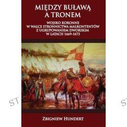Między buławą a tronem. Wojsko koronne w walce stronnictwa malkontentów z ugrupowaniem dworskim 1669-1673 - Zbigniew Hundert