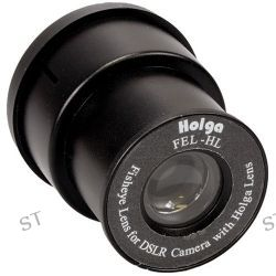 Holga  Fisheye Lens for DSLR Lens 316120 B&H Photo Video