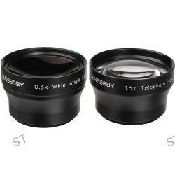 Lensbaby Wide Angle/Telephoto Kit for Lensbaby AWATK B&H Photo
