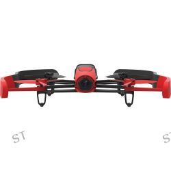 Parrot BeBop Drone Quadcopter with Hard Case Bundle (Red) B&H