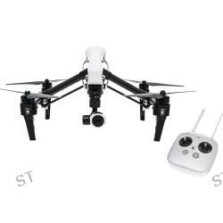 DJI Inspire 1 Bundle with Two Transmitters, Spare Battery, B&H