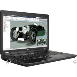 "HP ZBook 17 G2 17.3"" Mobile Workstation Turnkey Kit B&H"