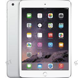 Apple 128GB iPad mini 3 (Wi-Fi Only, Silver) MGP42LL/A B&H Photo