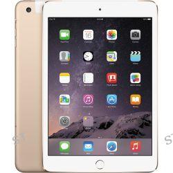 Apple 128GB iPad mini 3 (Wi-Fi Only, Gold) MGYK2LL/A B&H Photo