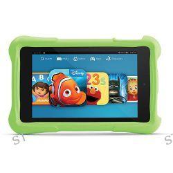 """Kindle 8GB Fire HD Kids 6"""" Wi-Fi Tablet (Green) B00LOR4LMQ"""