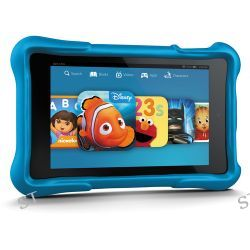 """Kindle 8GB Fire HD Kids 6"""" Wi-Fi Tablet (Blue) B00LOR524M"""