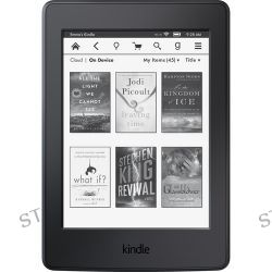 "Kindle  Paperwhite 6"" eReader B00OQVZDJM B&H Photo Video"