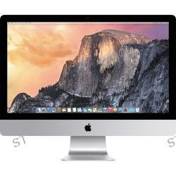 "Apple 27"" iMac with Retina 5K Display Z0QW-MF88514T-B&H B&H"