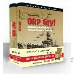 ORP Gryf + ORP Wilk - Pakiet - Mariusz Borowiak