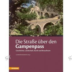 Bücher: Die Straße über den Gampenpass