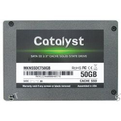 Mushkin Catalyst Cache 50GB SATA 3.0 Solid State MKNSSDCT50GB