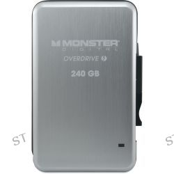 Monster Digital 240 GB Overdrive Thunderbolt SSDOT-0240-A B&H