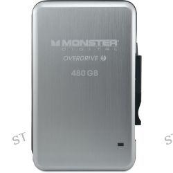 Monster Digital 480 GB Overdrive Thunderbolt SSDOT-0480-A B&H