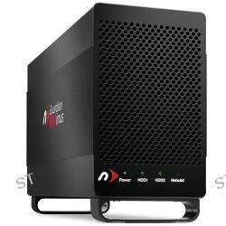 Newer Technology Guardian MAXimus Enclosure Q 2-Drive RAID 1 B&H