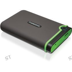 Transcend StoreJet 25M3 External Hard Drive with USB 3.0 PCIe