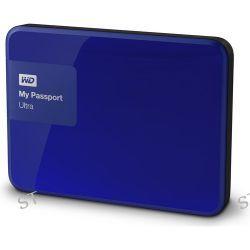 WD 2 x 2TB My Passport Ultra USB 3.0 Secure Portable Hard Drive
