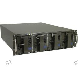 Dulce Systems PRO RXqp Chassis - Dual Hot Swap 978-0000-1 B&H