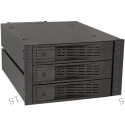 "Kingwin KF-3001-BK 3.5"" Internal 3-Bay Hot Swap KF-3001-BK"