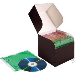Lineco  CD/DVD Storage Box 733-5555 B&H Photo Video