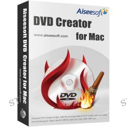 Great Harbour Software Aiseesoft DVD Creator for Mac AISEDCM B&H