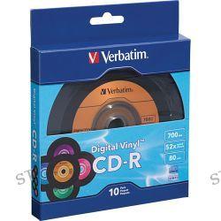 Verbatim Digital Vinyl CD-R 700MB/80 Minutes Disc 97935 B&H