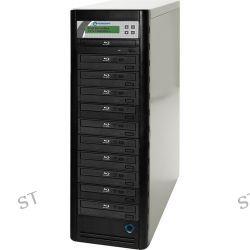 Microboards QD-BD-H10 Blu-ray Tower Duplicator QD-BD-H10 B&H