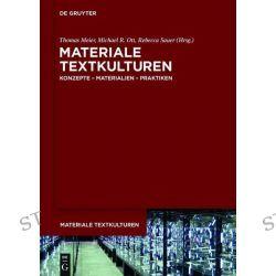Bücher: Materiale Textkulturen