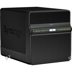 Synology DiskStation DS414j 4-Bay SMB and SOHO NAS DS414J 4300
