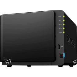 Synology DS414 DiskStation Diskless 4-Bay SMB & SOHO DS414