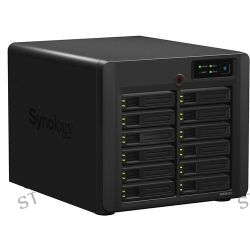 Synology DiskStation DS2413+ 12-Bay NAS Server DS2413+ B&H Photo