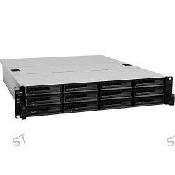 Synology 24TB (12 x 2TB) RackStation RS2414+ 12-Bay iSCSI NAS