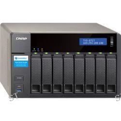 QNAP TVS-871-i5-16G QUAD CR i5-45905 3.0GHz TVS-871T-I5-16G-US