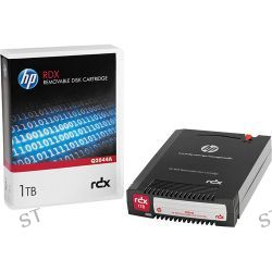 HP  1TB RDX Removable Disk Cartridge Q2044A B&H Photo Video