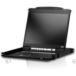 """ATEN CL5800N 19"""" Dual Rail LCD Console CL5800N B&H Photo"""