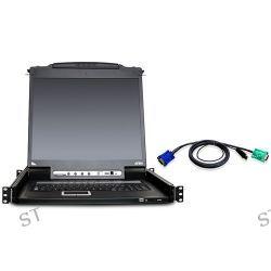 ATEN CL5716NUKIT 16-port Slideaway LCD KVM Switch CL5716NUKIT