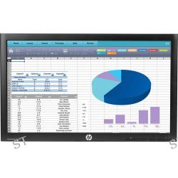"HP P202 20"" Widescreen LED Backlit ProDisplay L1E32A8#ABA"