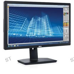 "Dell U2413 24"" LED Backlit IPS Monitor U2413 B&H Photo"