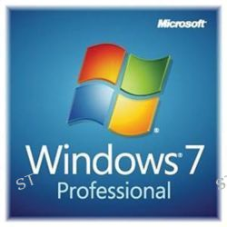 Microsoft Windows 7 Professional 64-Bit with Service Pack 1 B&H