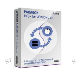 Paragon  HFS+ For Windows 10 (Download) 265PEEPL B&H Photo Video