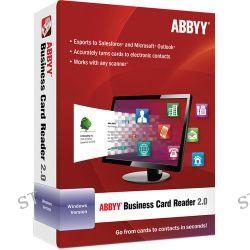ABBYY Business Card Reader 2.0 for Windows FRLBCRDFW2XE B&H