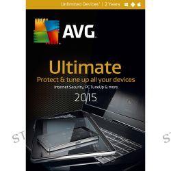 AVG  AVG Ultimate 2015 ULT15N24EN B&H Photo Video