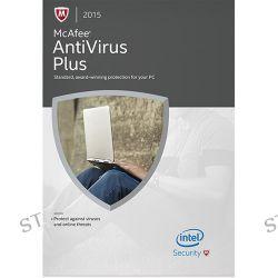 McAfee  Antivirus Plus 2015 MAV15EBF3RAA B&H Photo Video