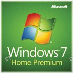 Microsoft Windows 7 Home Premium 64-Bit with Service Pack 1 B&H
