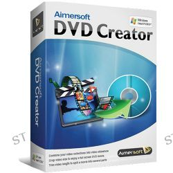 Aimersoft DVD Creator 2.6.4 for Windows ADVDC20120418 B&H Photo