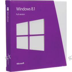 Microsoft Windows 8.1 DVD (32- & 64-bit) WN7-00578 B&H Photo