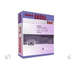 DataNumen Advanced Excel Repair (Download) AERFULL B&H Photo