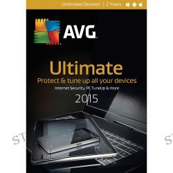 AVG  AVG Ultimate 2015 ULT15N24EN-ESD B&H Photo Video
