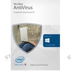 McAfee 2016 Antivirus Basic 1 Device MAB16Z001RKA B&H Photo