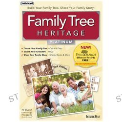 Individual Software Family Tree Heritage Platinum 8 FAMTRHER8